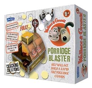 Wallace & Gromit Porridge Blaster