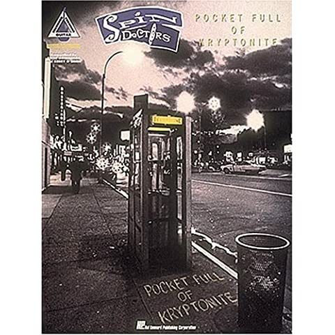 Spin Doctors - Pocket Full of Kryptonite by Spin Doctors (1-May-1993) Paperback