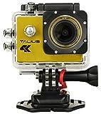 TALIUS sportcam-cámara Digitale da 8MP, 4K, Wi-Fi, Hdmi, Schermo LCD da 2, CMOS:, Giallo