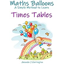 Maths Balloons A Simple Method to Learn Times Tables