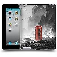 Ufficiale Daniel Conway Cabina telefonica Scene Surreali Cover Retro Rigida per Apple iPad 2