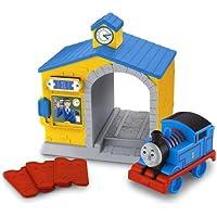 Mattel Trenino Thomas Fisher Price X5243 - La Biglietteria di Thomas