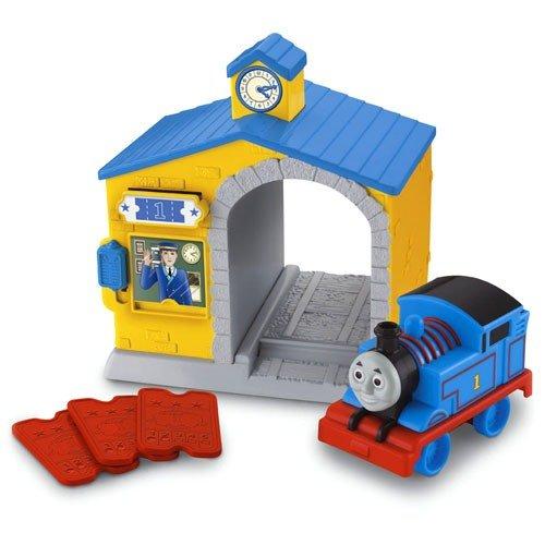 Fisher-Price Thomas und Friends Ticket to go Station