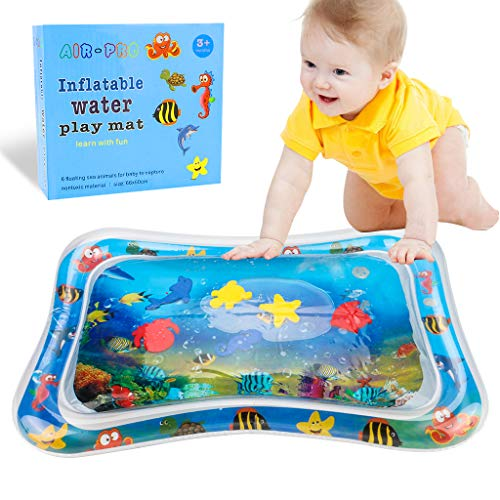 Estera inflable del agua del bebé