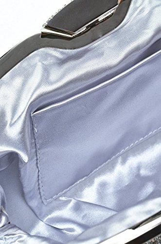 FFOMO Pochette argento Diamante Silver