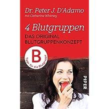 Das Original-Blutgruppenkonzept: Tipps für die Blutgruppe B
