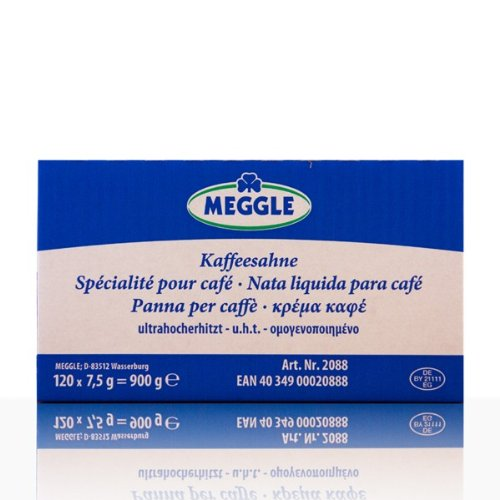 Meggle Kaffeesahne 120 x 7,5g 900g