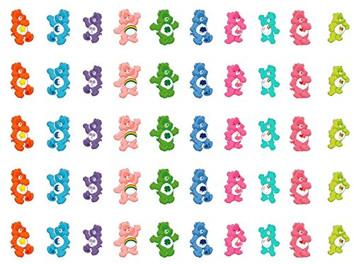Care Bears Nail Decals Art (Adult Size) by Kaz Creations