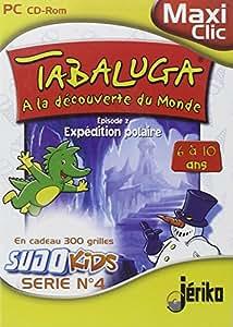 Tabaluga Expédition polaire + Sudokids
