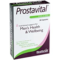 Health Aid Prostavital Men's Health and Wellbeing One-a-Day - Pack of 30 Capsules preisvergleich bei billige-tabletten.eu