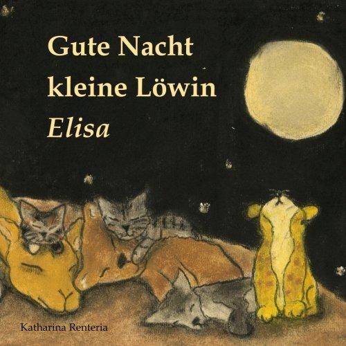 Gute Nacht kleine Löwin Elisa
