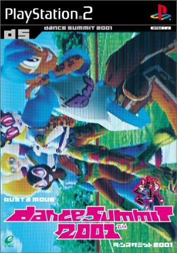 dance summit 2001 [Japanische Importspiele]