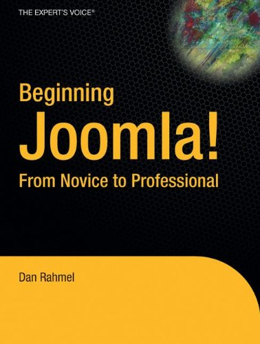 Beginning Joomla!: From Novice to Professional (Beginning From Novice to Professional)