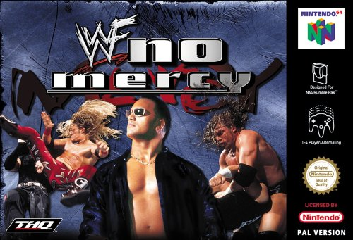 WWF No Mercy (Wrestling Video-spiele)
