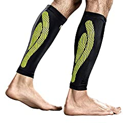 Select compression calf bandage, L, black, 5615003111