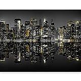 murando Papier peint intissé 450x270 cm Décoration Murale XXL Poster Tableaux Muraux Tapisserie Photo Trompe l'oeil New York 10060904-25