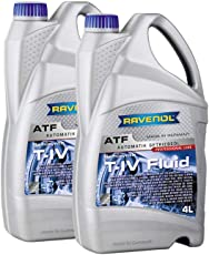 8 (2x4) Liter RAVENOL ATF T-IV Fluid Automatikgetriebeöl Made in Germany