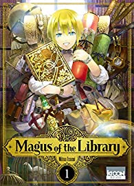 Magus Of The Library Scan