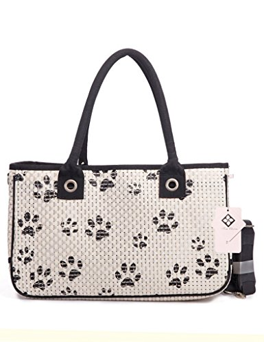 Tom Clovers Nuovo multiuso Borsa Pet Fashion borsa da viaggio per cani Asas Pet Dog Cat Binaco Binaco