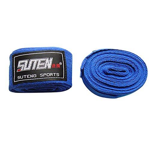 HEETEY Outdoor & Sport Sicherheit Hand Wraps Bandagen, Boxhandschuhe Muay Thai MMA Stretch Boxing Bandage