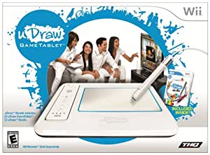 uDraw Game Tablet with Studio (Nintendo Wii) (NTSC)