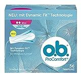O.b. ProComfort Mini Tampons