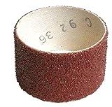 50 Stück Norton Schleifhülse Metalite R266   45 x 30mm   Korn 40