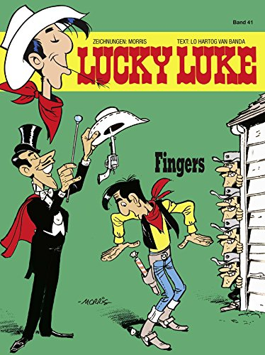 Lucky Luke 41: Fingers