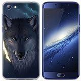 4b09bcfd6e1 Yrlehoo Para Elephone S7 5.5 pulgadas, Cuero funda de silicona suave para  Elephone S7 5.5
