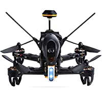 New Original Walkera F210 Racing Quadcopter w/HD Camera & DEVO 7 RTF from WALKERA