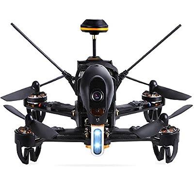 New Original Walkera F210 Racing Quadcopter w/HD Camera & DEVO 7 RTF by WALKERA