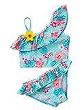 Pretty Princess Bambino Ragazze Costumi da bagno Top senza maniche con Costumi da bagno Surf Beach wear Outfit 6-12 mesi vestiti