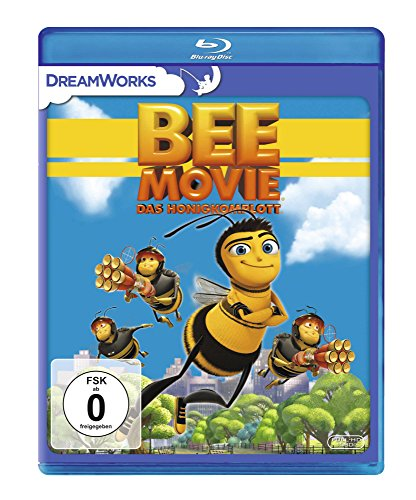 Bee Movie - Das Honigkomplott [Blu-ray] -