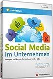 Social Media im Unternehmen - Strategien und Rezepte für Facebook, Twitter & Co (Videotraining)