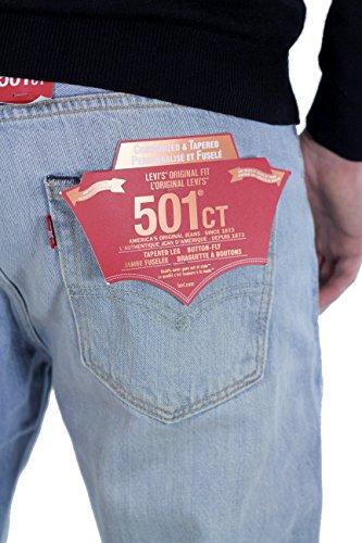 levi's 501 Customized & Tapered Blau