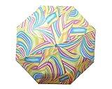 Jorss Unisex 3-Fold Multi colour Umbrell...