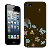 Fancy A Snuggle Balancing Elephant Clip On Back Cover Hard Case for Apple iPhone 5