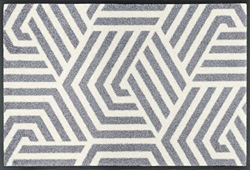 wash+dry Fußmatte Odin waschbare Schmutzmatte, Größe:50 x 75 cm