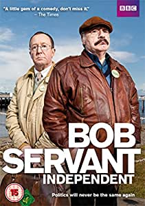 Bob Servant Independent [DVD] [2013]