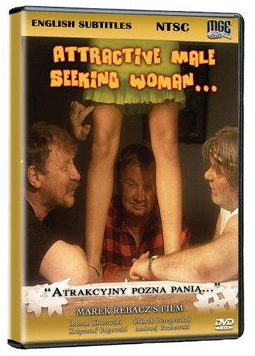 Attractive Male Seeking Woman (Atrakcyjny Pan) [DVD] [Region 1] [NTSC] [US Import] -