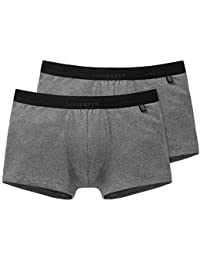 Schiesser Herren Unterhose Shorts (2er Pack)