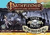 Pathfinder Abenteuerkartenspiel • Aus dem Herzen der Hölle/Unter Piraten Set 6