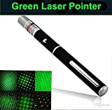 #6: NN Enterprise Professional Cat Catch The Beam Light - One Colors (Green) - Interactive Exercise Toy Pet Cat Training Tool (Green)