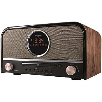 Soundmaster DAB+/Bluetooth/CD/MP3/USB PLL-Stereo Radio