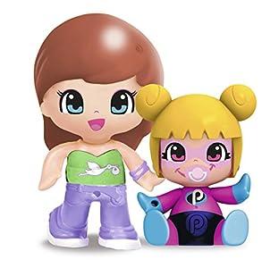 Pinypon - Figurita con bebé sorpresa, pack A (Famosa 700014088)