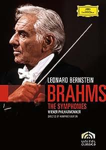 Leonard Bernstein: Brahms Cycle I - Wiener Philharmoniker [DVD] [2008]