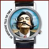 Dali Schnurrbart Armbanduhr