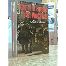 Church of England and the First World War