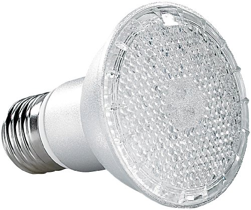 Lunartec LED-Pflanzenlampe FAST GROW PRO Ø 125 mm rot/blau