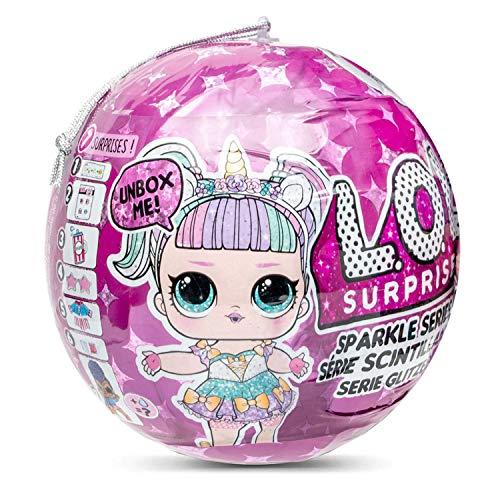LOL Surprise Sparkle 560296E7C 7 sorprese, One Random